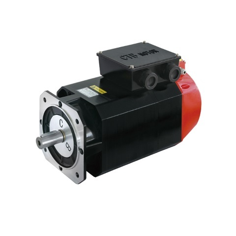 5 5kw Ac Servo Spindle Motor And Driver Package Price