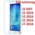 2016 Filme Protetor de Tela Frontal de Vidro Temperado Para Galaxy J1 J3 J5 J7 2016 J120F J320F J510F J710F J1 Nxt J1mini S3 S4 S5 caso