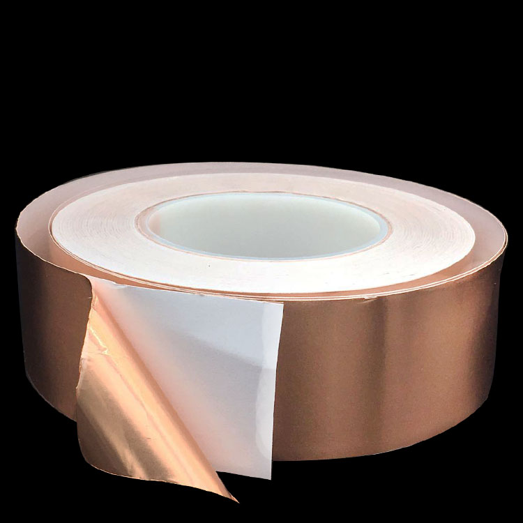 20 Meters Single Side Conductive Copper Foil Tape Strip Adhesive EMI Shielding Heat Resist Tape 2mm 3mm 4mm 5mm 6mm 8mm 10mm20 Meters Single Side Conductive Copper Foil Tape Strip Adhesive EMI Shielding Heat Resist Tape 2mm 3mm 4mm 5mm 6mm 8mm 10mm