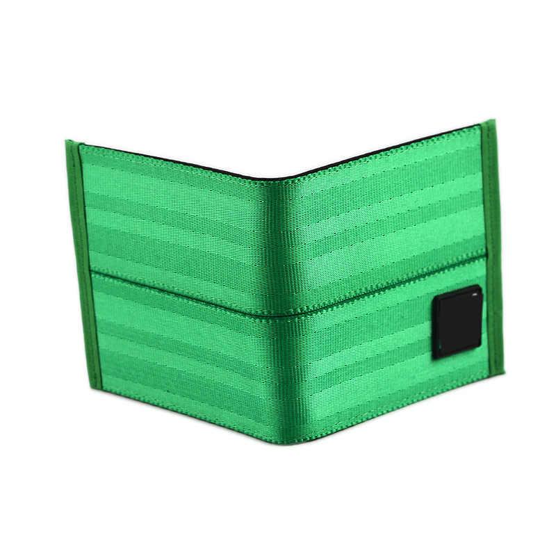 (Dropshipping) jdm cinto de segurança carteira dinheiro bolsa corrida tecido lona caso chave apto para tak