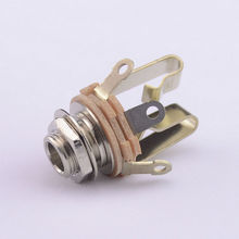 1 Piece USA Switch Craft  Short Open Electric Guitar Jack / Electric Bass Jack  Stereo Jack ( #0140 )