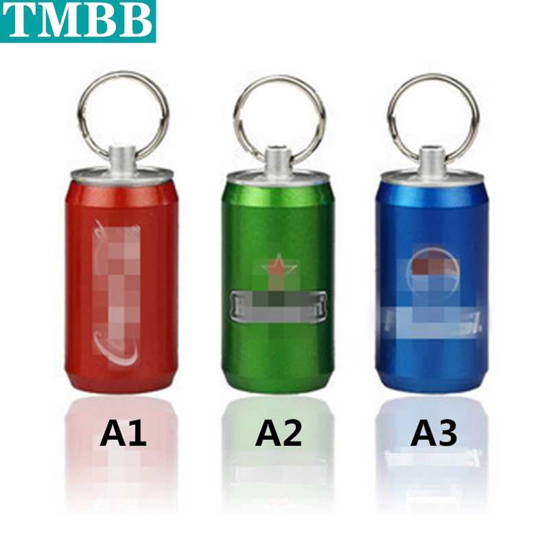 2019 New BiNFUL Fashion metal 3-color cola tank USB flash drive USB 2.0 4GB 8GB 16GB 32GB 64GB 128GB USB External Storage disk