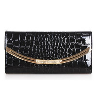 Woman Wallet Credit Card Holder Evening Party Clutch Bag Long Purse Card Case Mobile Phone Case