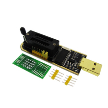 HAILANGNIAO 10pcs  CH340 CH340G CH341 CH341A 24 25 Series EEPROM Flash BIOS USB Programmer with Software & Driv