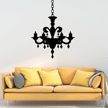Family Droplight Wall Stickers Mural Art Home Decor Pvc Decals Decoration Wallpaper