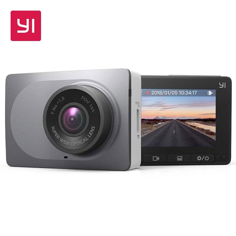 YI Smart Dash Camera Car DVR Night Vision HD 1080P 2304x1296 2.7