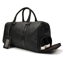 2d6c71cf21 Extra large Genuine Leather Men travel bag women vintage big capacity soft  cow leather luggage duffel