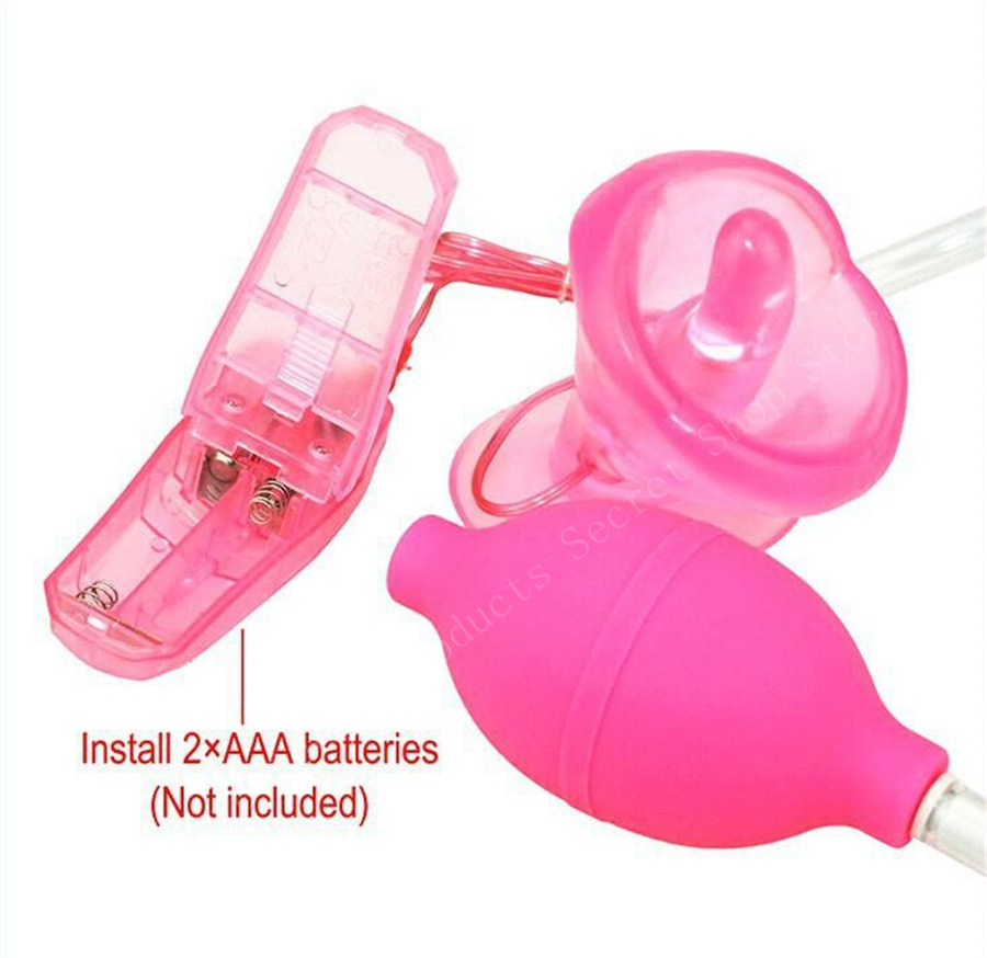 Multi Speed Pussy Pump Sucker Vibrator Vibrating Suction Mouth And Tongue Clitoris Stimulator Vacuum Pussy Cup Sex Toy For Woman in Vibrators from Beauty Health