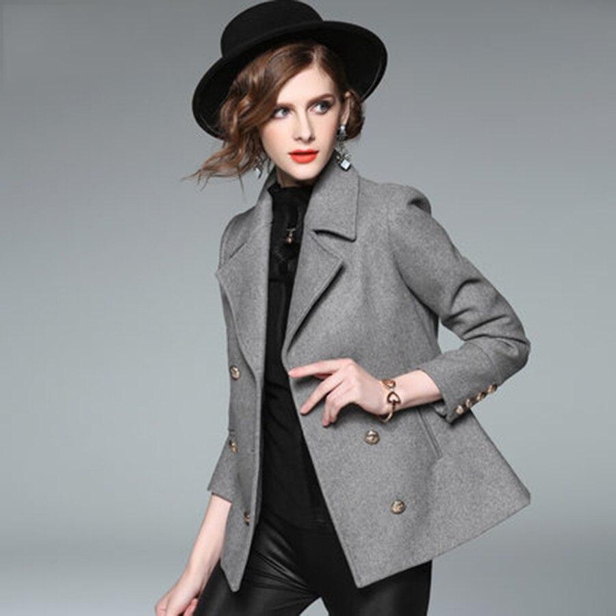Women Blazers And Jackets Casual Plus Size Female Femme Blazer Feminino Manga Longa Velvet Jacket Ladies Black Suit Sexy 50N037