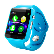 kids Anti Lost Child GPS Tracker SOS Monitoring Positioning Call Camera Phone smart Kids GPS baby Watch Compatible IOS & Android voberry smart watch kids gps tracker watch phone for children with gps gsm wifi positioning phone android