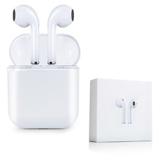 AFANS Mini TWS In-ear Wireless Bluetooth Earphone Air pods Earbuds Headsets Mic For IPhone 8 7 Plus Android Smartphone Earphones(China)