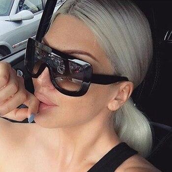 2018 Luxury Sunglasses Women Fashion Retro Brand Designer Sun Glasses For Ladies UV400 Female Vintage Gafa Oculos de sol  RS005