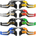 For Hyosung GT650R 2006-2009 High-quality Motorcycle Folding&Extending Brake Clutch Lever Hot Sale Motocross Off Road CNC Levers