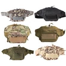 Открытый военный поясной мешок тактическая поясная сумка через плечо мульти-карман Molle Кемпинг Туризм плюшевый пояс кошелек сумка кошелек