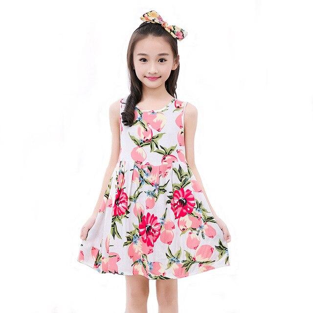 29dc0a7e2 2 12 Yrs Kid Girls Princess Party Dress Summer Children Butterfly ...
