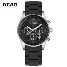 READ watch quartz men's watch multifunction watch R6080G