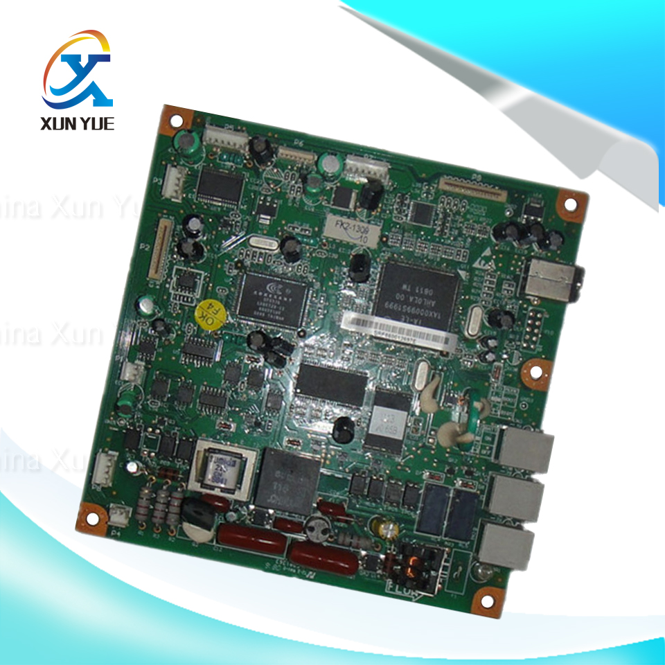 GZLSPART For Canon FAX-L100 L150 L170 Original Used Formatter Board Parts On Sale 100% tested for washing machines board xqsb50 0528 xqsb52 528 xqsb55 0528 0034000808d motherboard on sale