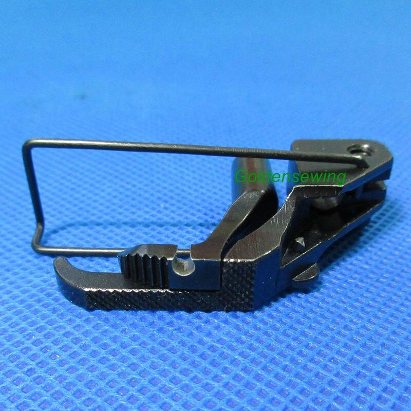 LU-2220 Sewing Machine Left Zipper Presser Foot Set For Juki LU-1509 LU-2210