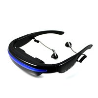 EDT 4GB 52 4 3 Virtual Pantalla Ancha Gafas De Video Eyewear Teatro Privado Movil Digital