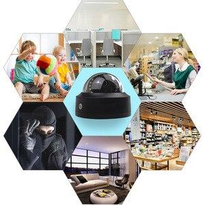 Image 4 - Sony323 caméra de surveillance dôme IP Wifi/1080P, dispositif de sécurité domestique intelligent, CMOS 960P 720P, détection de mouvement, microphone intégré, carte SD et protocole P2P