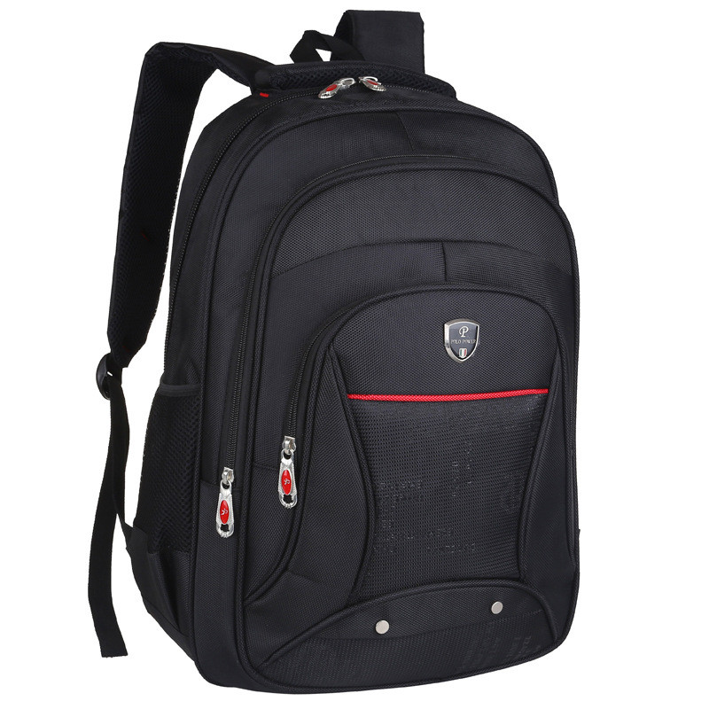 Men Backpacks New Nylon School Bags Teenagers Large Capacity Women Travel Knapsacks Men's 14 to 17 inch Laptop Backpacks