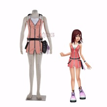 Athemis anime cosplay Cool Kingdom Hearts  Kairi  Cosplay Costumes any size  Halloween party clothes