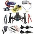 Q13586-C Mini 250 FiberGlass RC Quadcopter Mini CC3D Atom Emax 12A ESC 2300KV Motor 11.1V 30C 2200MAH Lipo DIY FPV Multirotor