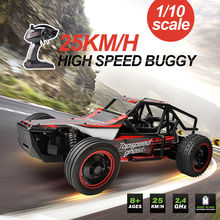 Rc Car 1/10  Rock Off-Road Vehicle Crawler Truck 2.4Ghz 2WD High Speed Remote Control Car Racing Cars Electric Buggy Toys flytec 9118 rc cars 1 18 alloy 2 4g 4wd double magnetors high speed climbing rock car racing vehicle off road vehicle rc crawler