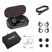 YEINDBOO TWS Bluetooth 5.0 Wireless Earbuds Bluetooth Earphone Waterproof Wireless Stereo Earbus Sport Headset With Mic hifi tws wireless bluetooth headset dual stereo bluetooth 5 0 earbuds ipx5 anti sweat wireless sports headset with mic 450mah ch