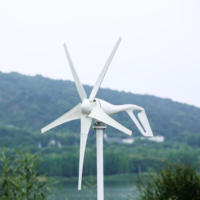 2021 pequeno casa moinho de vento gerador