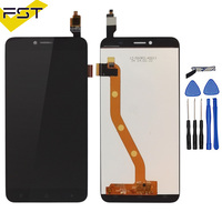 High Quality LCD Display For Explay Diamond Full LCD Display Touch Screen Tools Glass Digitizer Assembly