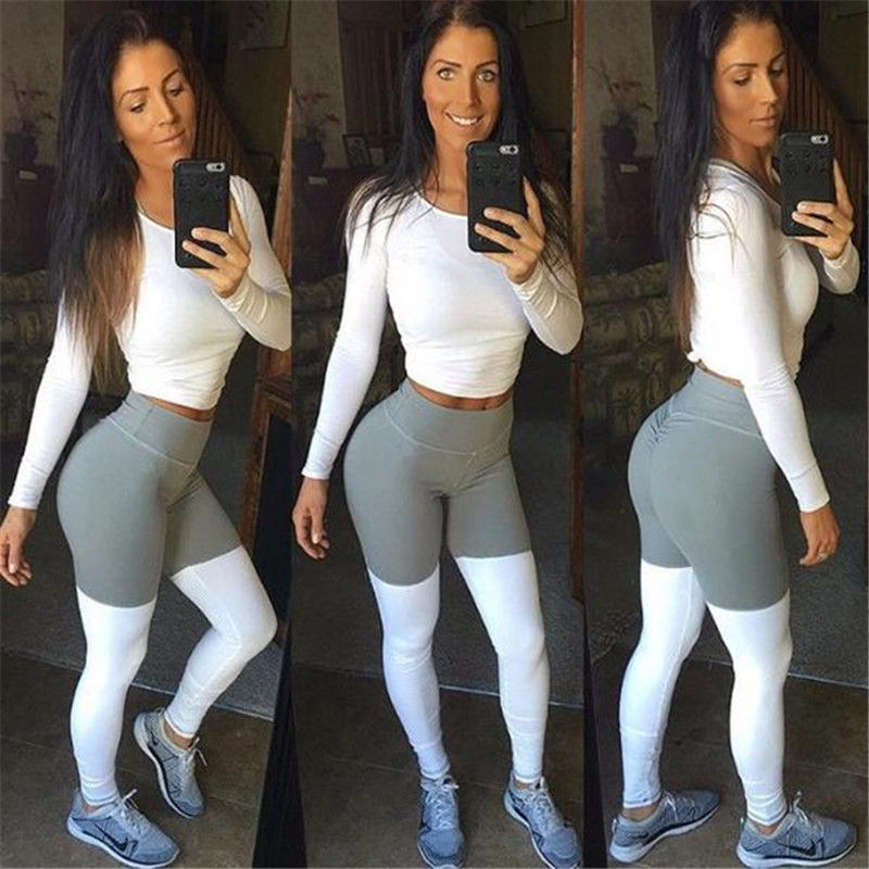 New Summer   leggings   sexy women High Elasticity   Legging   Fitness Workout Push Up Leggins Bodybuilding Woman fashion 2019 Pants