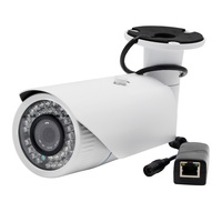 12V POE IP Camera HD 1280 720P IP Camera Outdoor POE Intelligent Surveillance Video Camera 720P