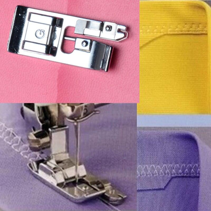 Аксессуары для шитья, прижимная лапка 7310 г для бытовой швейной машины с низким хвостовиком, Brother Singer, Juki Janome и т. д. 5BB5459
