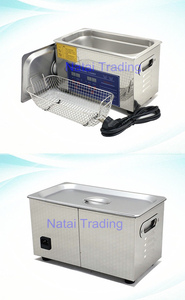Image 5 - ultrasonic cleaner stainless steel 120W 3L diesel injector cleaning machine for Bosch Denso Delphi injector repair tool