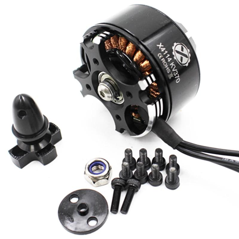 Multi-Axis X4114 370KV/420KV/480KV Brushless Motor X4114 Aerial Photography Motor 24N22P KV370/KV420/KV480 EZO Bearing kv rezac 15935004