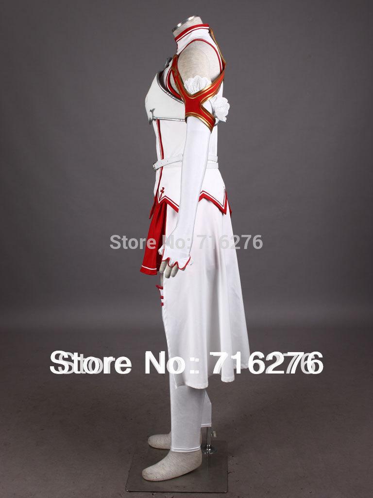 Sword Art Online Asuna Yuuki տիեզերանավի - Կարնավալային հագուստները - Լուսանկար 4