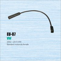 Car Radio Antenna Adapter Cable Wire For VW 2002 2015 Aftermarket Stereo CD DVD GPS Installation