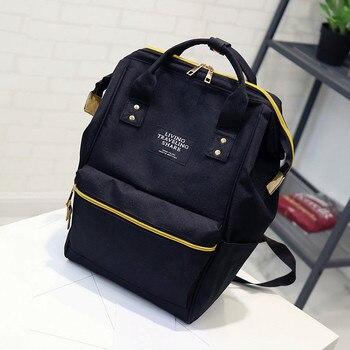 цена на Women Backpack Casual Daypacks Brand Design Zipper Backpack Female School Bag For Teenagers Girls Women Travel Tote Bag