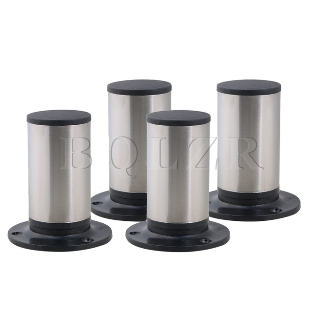 Bqlzr 150x63mm Quadratische Form Silber Schwarz Verstellbare