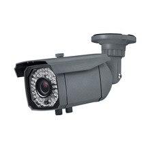 CCTV Security 6-22MM LENS 2.0 Megapixel Outdoor Long Range IR Bullet IP Camera POE IP66