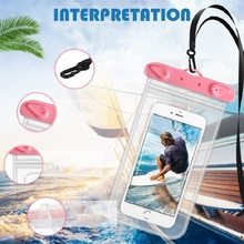 Waterproof Phone Pouch for 3.5-6 inch