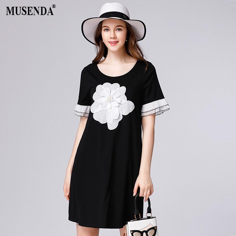 Аппликация для летнего платья