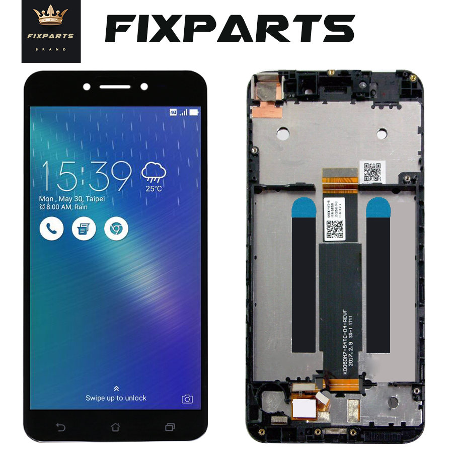 New ZB501KL LCD With Touch Screen Digitizer Pannel For Asus ...
