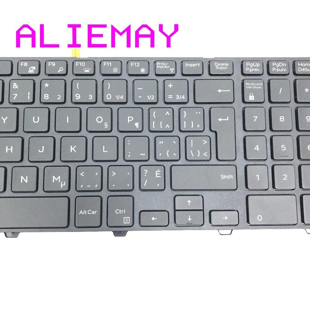 Brand new backlight EF keyboard For Dell Inspiron 15-3000 5000 3541 3542  3543 5542 5545 5547 5558 17-5000 Laptop EF Keyboard