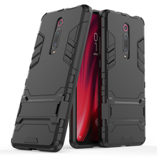 For Xiaomi Mi 9T Case Luxury Robot 6.39 Hard Back Coque Fundas Phone Cover Redmi K20