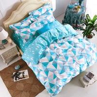 bohemia/boho duvet cover set,winter comforter cover +bedsheet+Pillow Sham 4pc bedding sets queen king 100% sanded Cotton Fabric