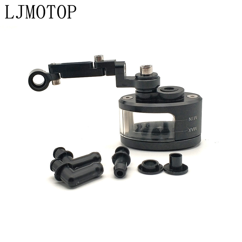 Motorcycle Universal M10x1.25mm Banjo Bolt Front Rear Hydraulic Brake Clutch Pressure Callipers Cylinder Pump Light Switch For Scooter Moped Dirt Pit Bike ATV