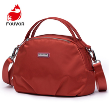 Fouvor Fashion Designer Women Handbag Female Oxford Bags