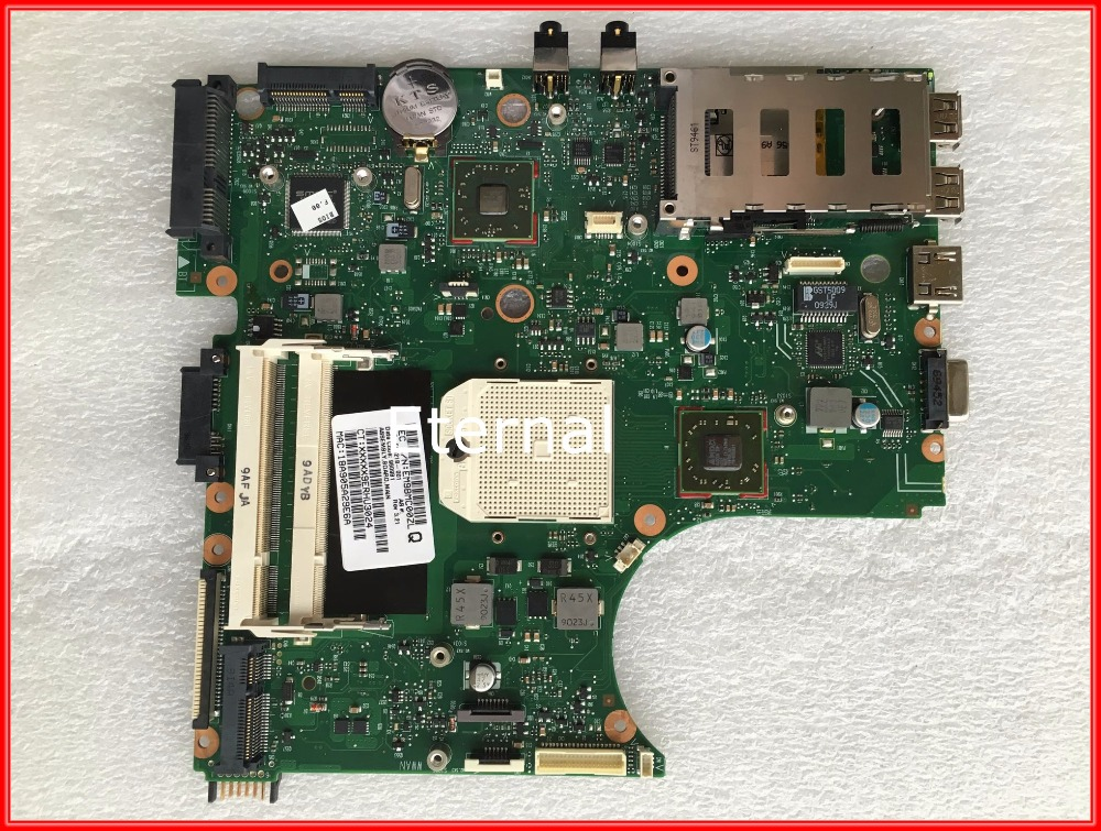 ФОТО laptop Motherboard For hp 4415S 4515S 4416S system board 585218-001 integrated graphic card 100% Tested